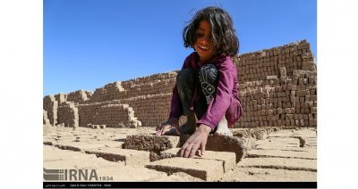 ولی فقیه: گمشو brick Iran industry