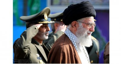 Khamenei and Army