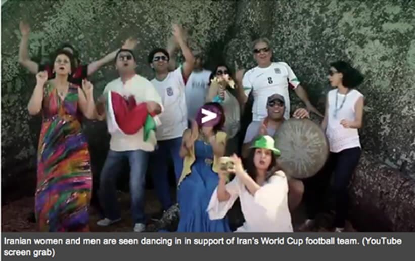 Iran Football Fans