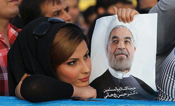 Hassan Rouhani voter