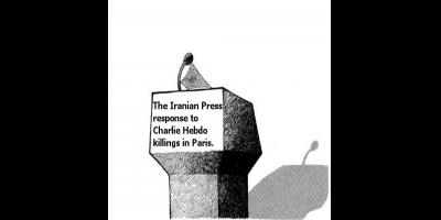 Iranian Média: Je Ne Suis PAS Charlie