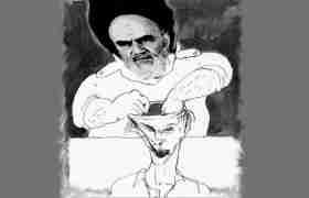 lavage Islamique des cervaux, جمهوری اسلامی آخوندی