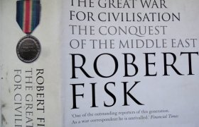The Great War of Civilisation by Robert Fisk, رابرت فیسک