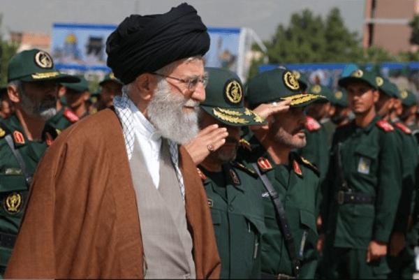 Iran, Military Theocracy
