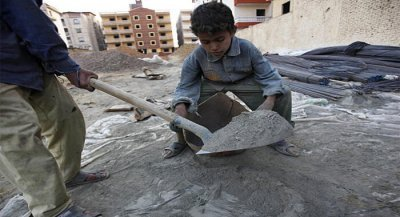 Children Labour in Iran