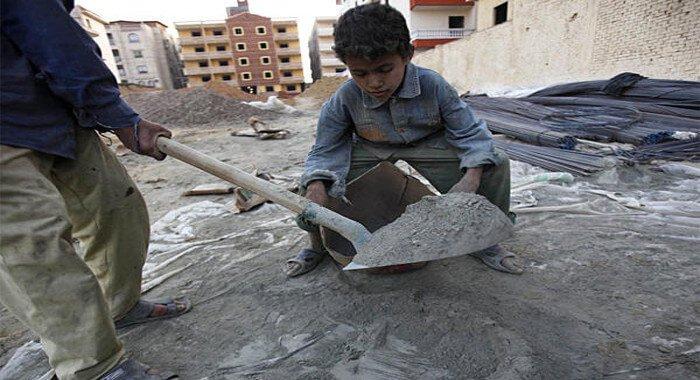 Children Labour in Iran