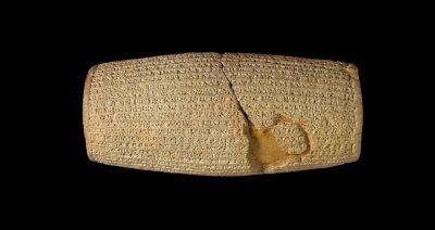 Iran, Cyrus Cylinder