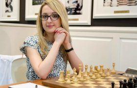 Championnat d'échecs, Nazi Paikidze-Barnes, Chess championship