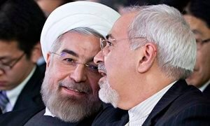 Rouhani and Zarif