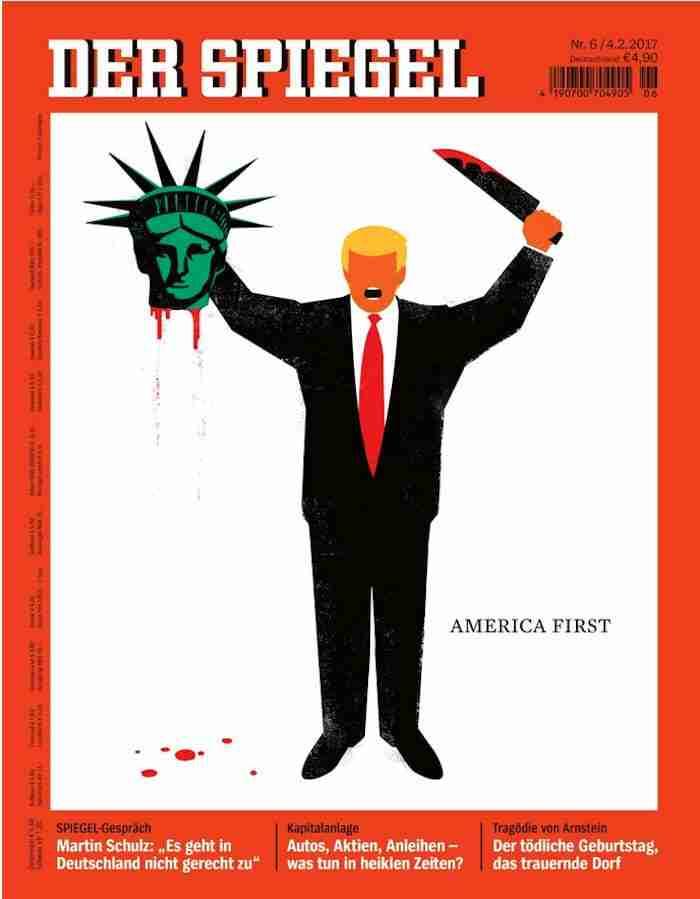 American ayatollah, D. Trump