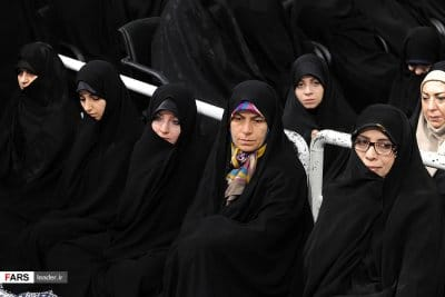 Iran, hijab, chador