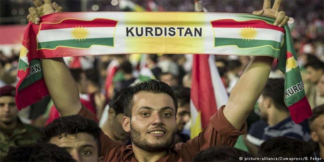 نظرسنجی استقلال برای کردستان