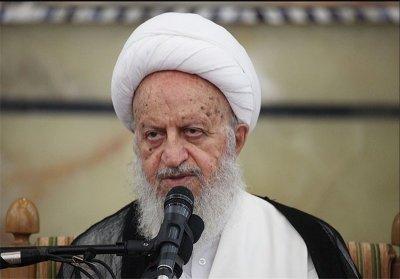 Iranian Ayatollah, Naser Makarem Shirazi