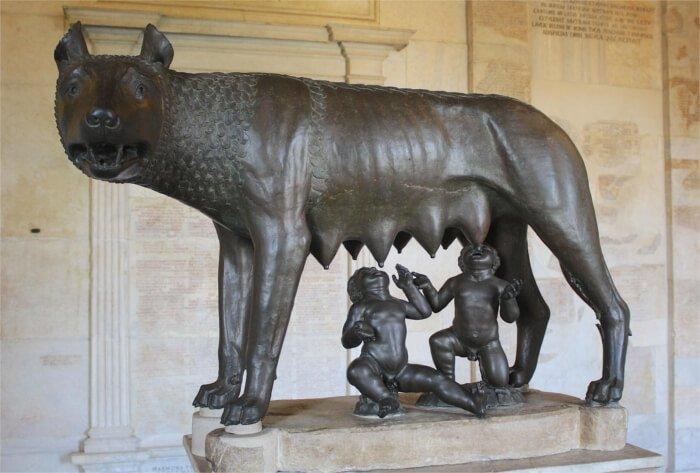 Musei Capitolini, Rome, Italy