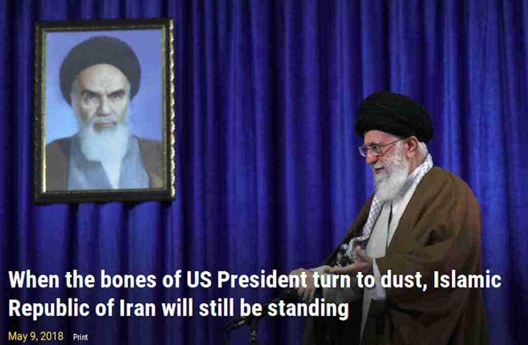 JCPOA RIP