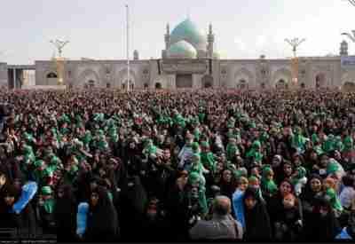Ashura and The Iranian Necrolatry