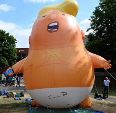 Donald Trump ballon