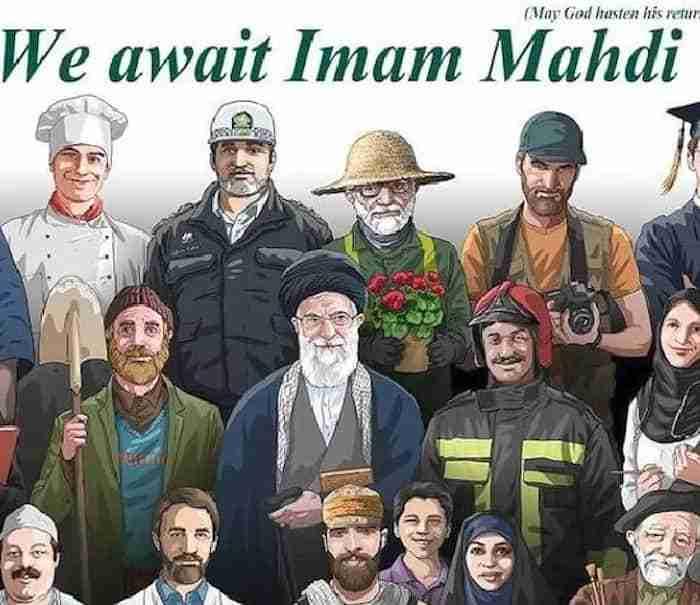 Iran Waiting for Mehdi