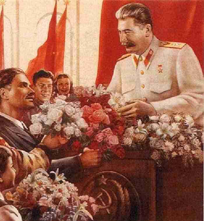 Staline's flowers