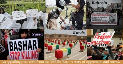 Middle East Liars, Human Rights