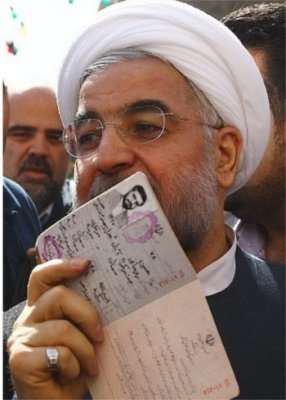 Hassan Rouhani, Id Card