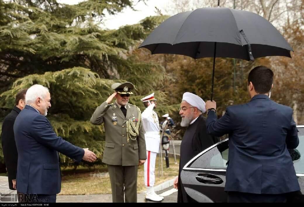Khamenei Waltzes with Bashar al-Assad