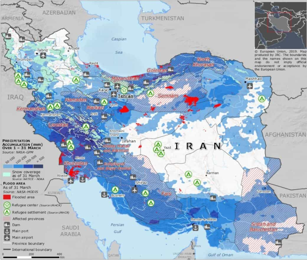 Iran floods, Iran Morons, Islamic Republic of Iran