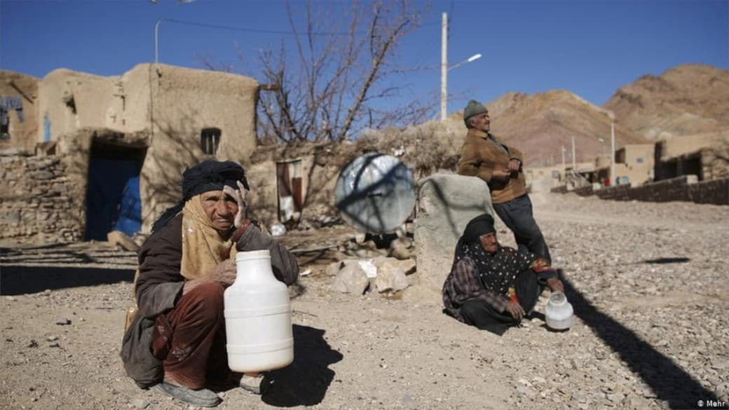 Politics of Iran, manufacturer of poverty