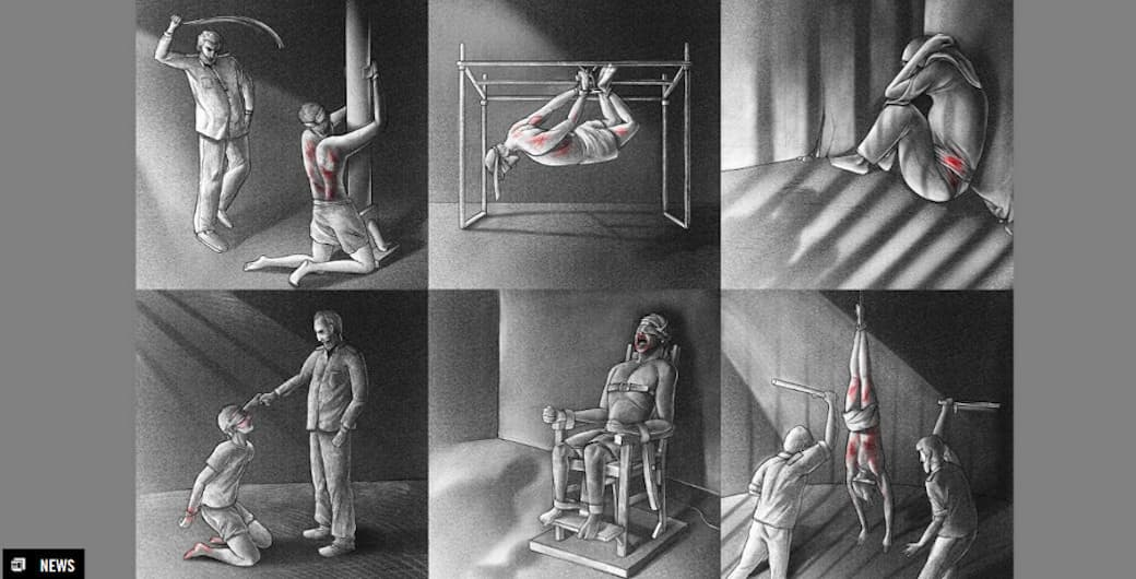 Widespread torture in Iran