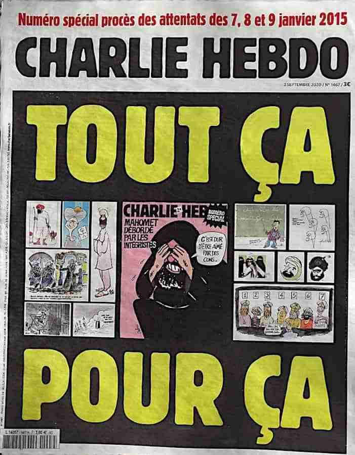 Charlie Hebdo Trial 2020