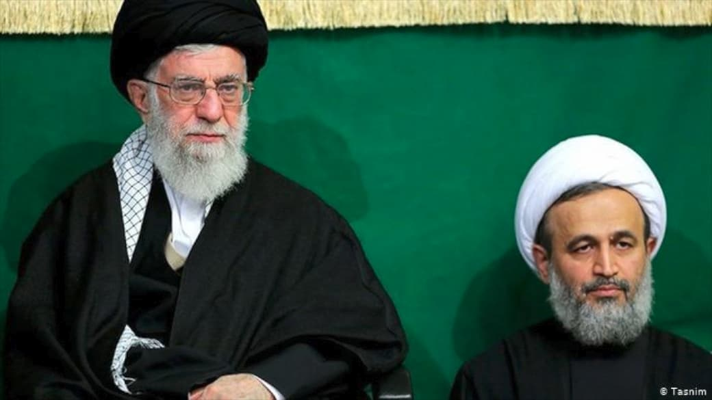 Ali-Reza-Panahiyan, Khamenei