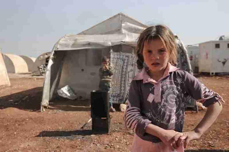 Ali Khamenei Waltzes with Bashar al-Assad, Syrian refugees