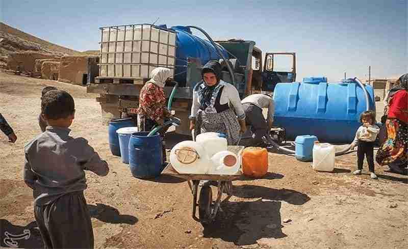 Water Tankers, Hamadan, Agricultural Jihad