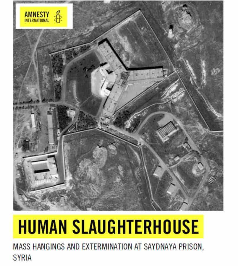 Syria Slaughter House