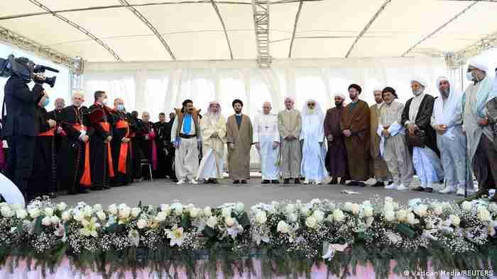 سفر پاپ فرانسیس به عراق