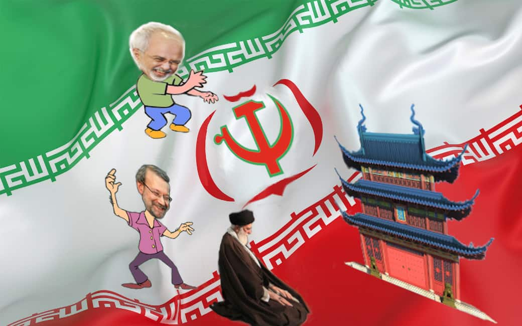 China–Iran Agreement